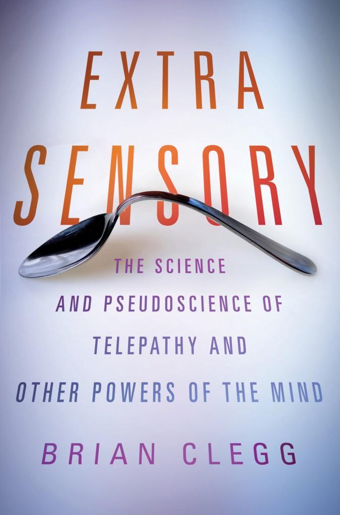 extra sensory book cover