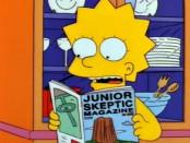 skeptic lisa simpson