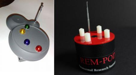 V Pod and REM Pod