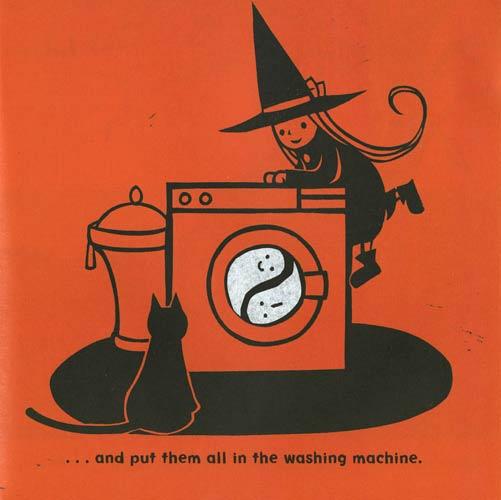 washing machine ghost