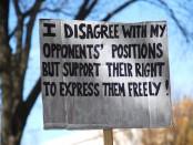 placard photo