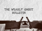 WEAKLY GHOST BULLETIN HEADER