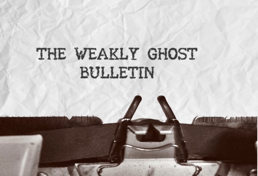 Weakly Ghost Bulletin #9