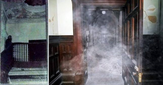 craigavon house ghosts