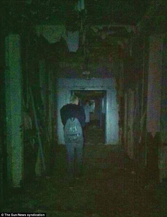 St Thomas' Hospital ghost