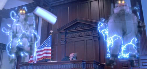 Who You Gonna Call? A Lawyer!