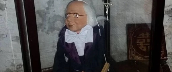 I Spoke To The Woman Who Filmed A Haunted Puppet Moving In Her Basement
