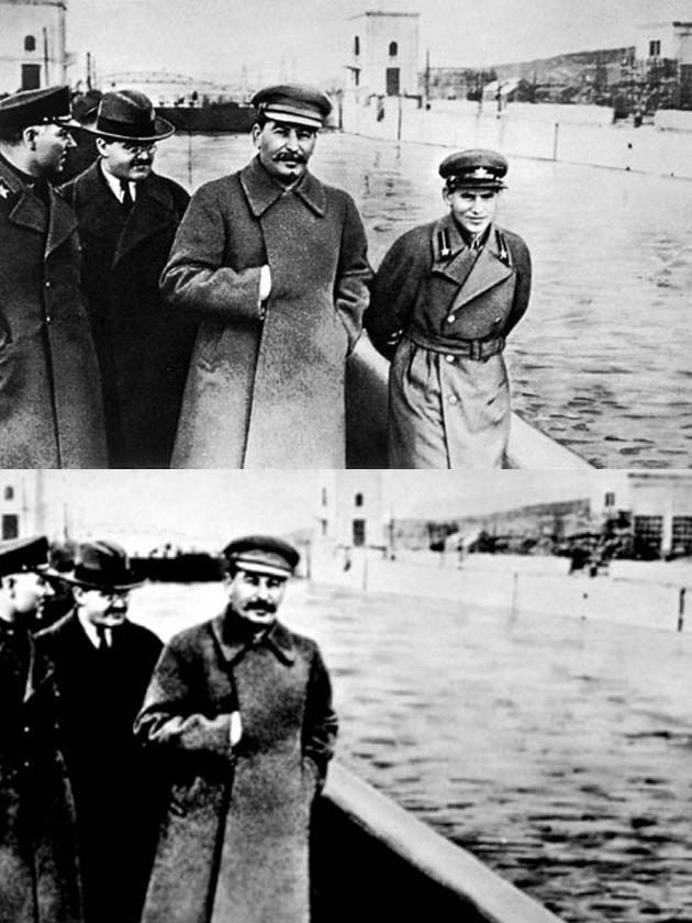 stalin photos