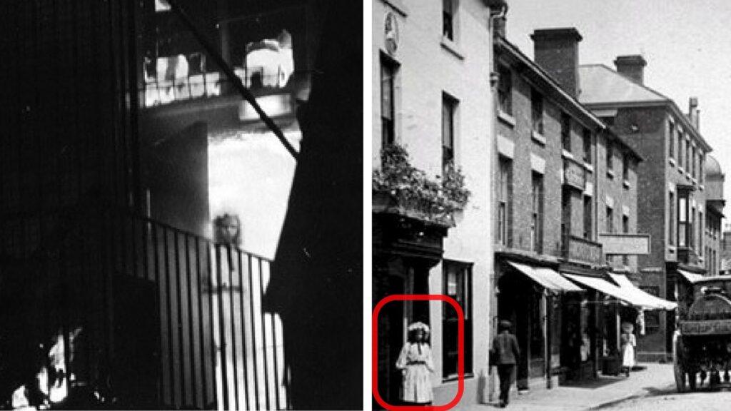 photo comparison of Wem ghost